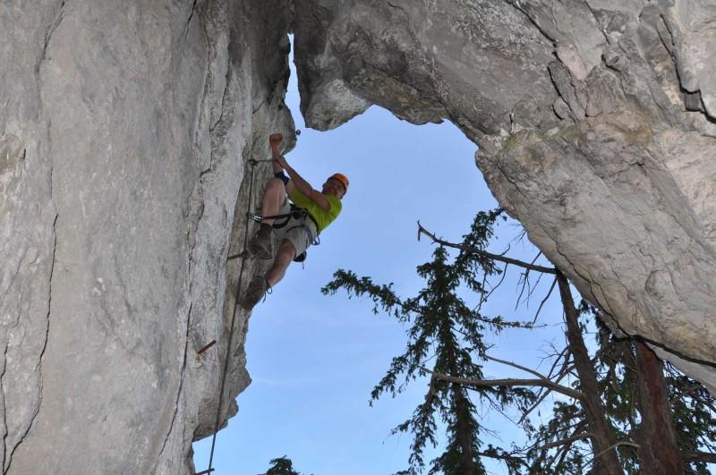 Klettersteig Via Kapf : Ihr bergführer thomas dietrich kapf götzis